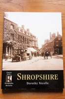 Francis Frith's Around Shropshire (Photographic Memories).