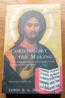 Christology in the Making: A New Testament Inquiry into the Origins of the Doctrine of the Incarnation.