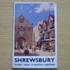 Shrewsbury: Historic Centre of Beautiful Shropshire.