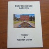Burford House Gardens: History and Garden Guide.