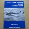 Royal Air Force Aircraft AA100 to AZ999.