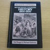 British Social and Economic History 1800 - 1900 (Documents and Debates).