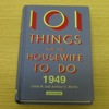 101 Things for the Housewife to Do 1949.