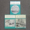 A History of Seafaring: Vol 1 - The Early Mariners; Vol 2 - The Discoverers; Vol 3 - The Merchantmen.