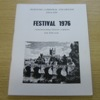 Festival 1976: A Celebration of 1300 Years - 676-1976AD in Retrospect.