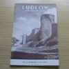 Ludlow and Ludlow Castle, Shropshire.