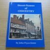 The Street-Names of Oswestry.