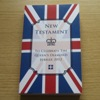 New Testament to Celebrate the Queen's Diamond Jubilee 2012 (New International Version).