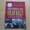Trevithick 200 Steam Rally - Severn Park, Bridgnorth: Commemorative Programme.