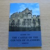Guide to the Castle of the Counts of Flanders, Ghent.
