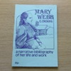 Mary Webb: A Narrative Bibliography of Her Life and Work.