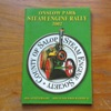 Onslow Park Steam Engine Rally 2002 - 40th Anniversary Souvenir Programme.