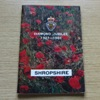 The Royal British Legion Shropshire Official Handbook 1981.