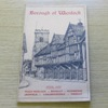 The Borough of Wenlock (Shropshire): Official Guide.
