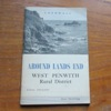 Around Lands End: West Penwith Rural District (Rural England Series No 11).