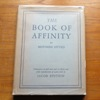 The Book of Affinity.
