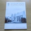 Wilmslow United Reformed Church: A Brief Historical Guide.