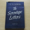 The Screwtape Letters.