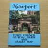 Newport Town Council Official Guide and Street Map.