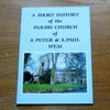 A Short History of the Parish Church of S Peter and S Paul, Wem.