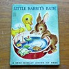 Little Rabbit's Bath (Rand McNally Junior Elf Book).