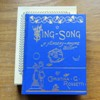 Sing-Song: A Nursery Rhyme Book.