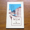 The Official Guide to Wem, Shropshire.