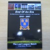 End of an Era - The Official Souvenir Programme for Shrewsbury Town Football Club 1910-2007: The Last League Match at Gay Meadow, Shrewsbury.